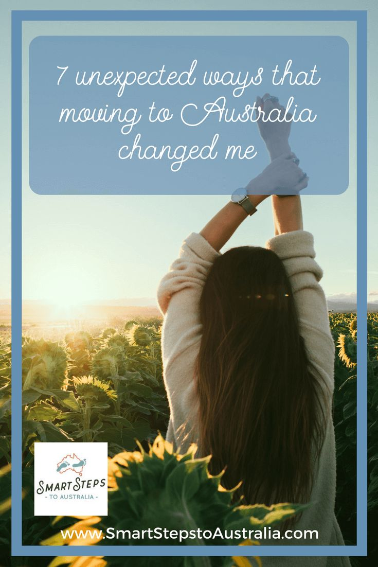 Moving to the other side of the world brings with it some unexpected changes. Here's 7 ways that moving to Australia has changed me #migration #emigrate