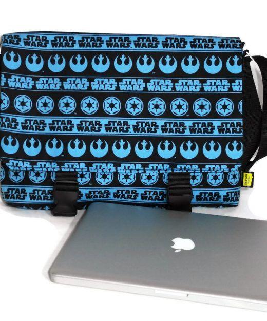 #StarWars Fabric - Laptop Bag - Computer Bag - Star Wars gift