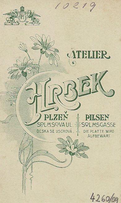 Hrbek, Plzeň