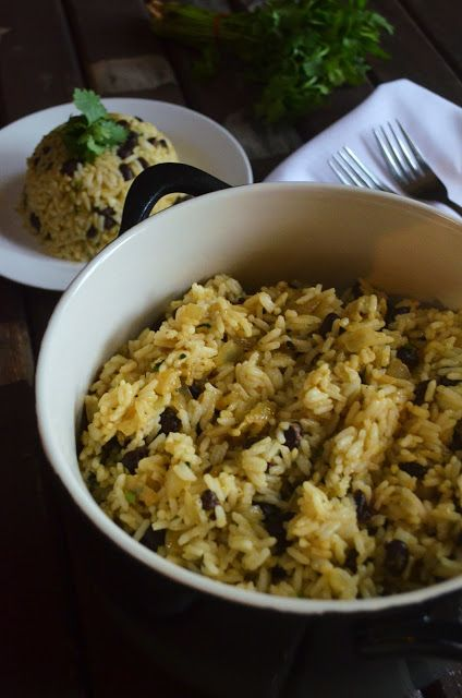 Gormandize: Gallo Pinto (Costa Rican Beans and Rice)