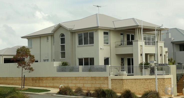 Port Coogee - 2364 - Side elevation