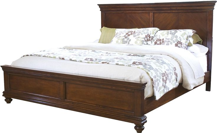 Bedroom Furniture - Bridgeport Queen Bed