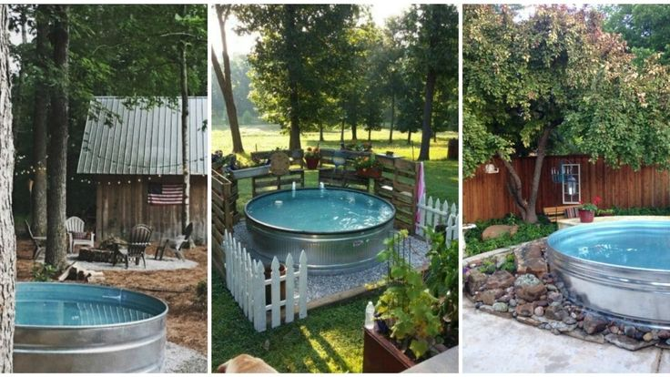 17 best ideas about galvanized stock tank on pinterest stock tank wood storage and wood How to make swimming pool water drinkable