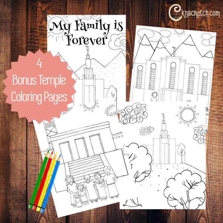 78 best Church Color Pages images on Pinterest Church ideas - copy coloring pages for book of mormon