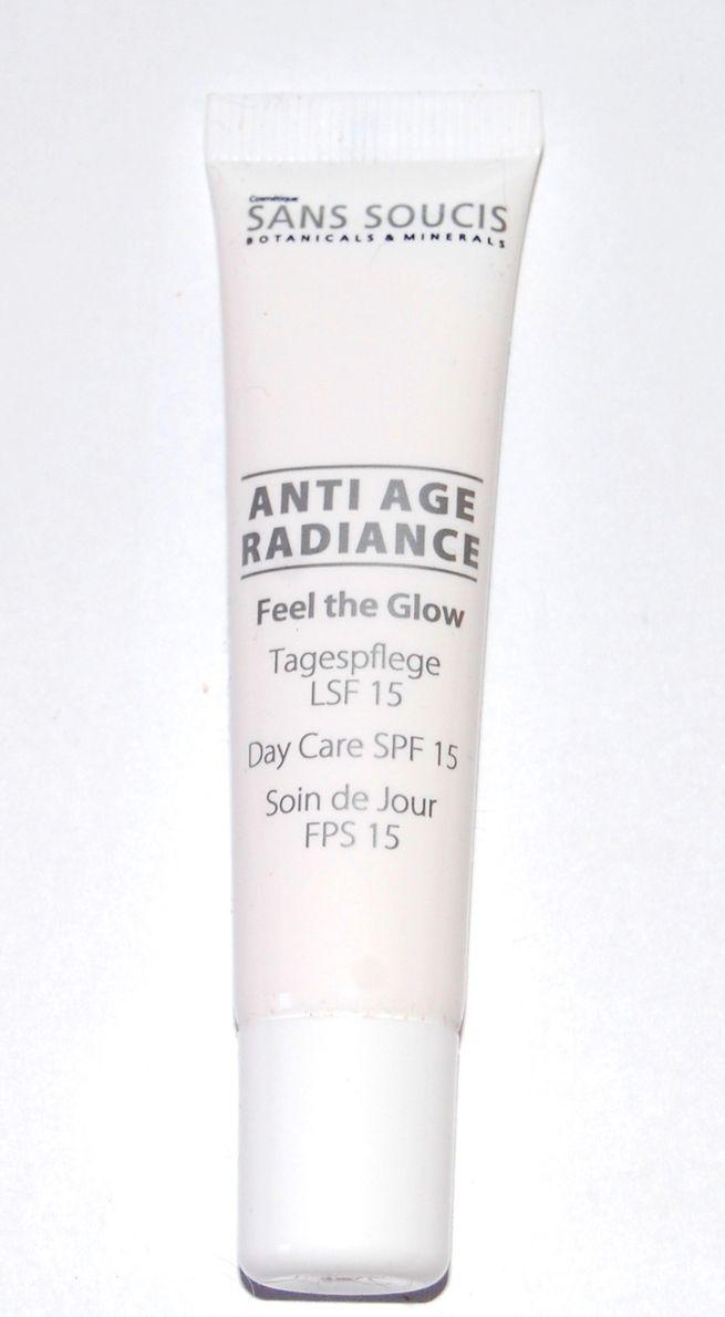Die Anti Age Radiance Feel the Glow vitalisierende Tagespflege