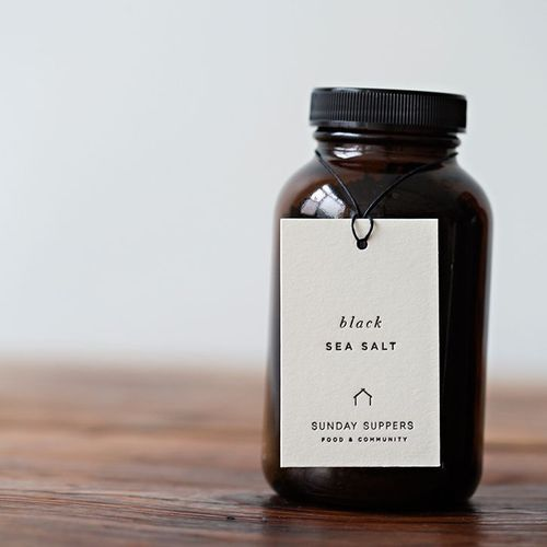 love the logo and the simplicity of the label