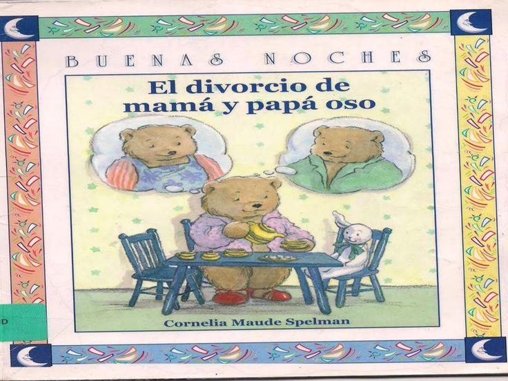 EL DIVORCIO DE MAMÁ Y PAPÁ OSO