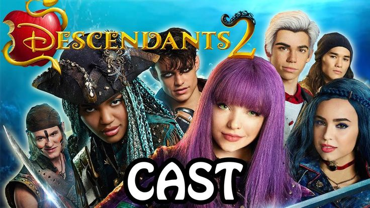 the cast of descendants to canty wait for this summer
