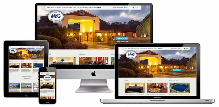Ivolution Consulting - Adelaide Website Design - Motel Mount Gambier