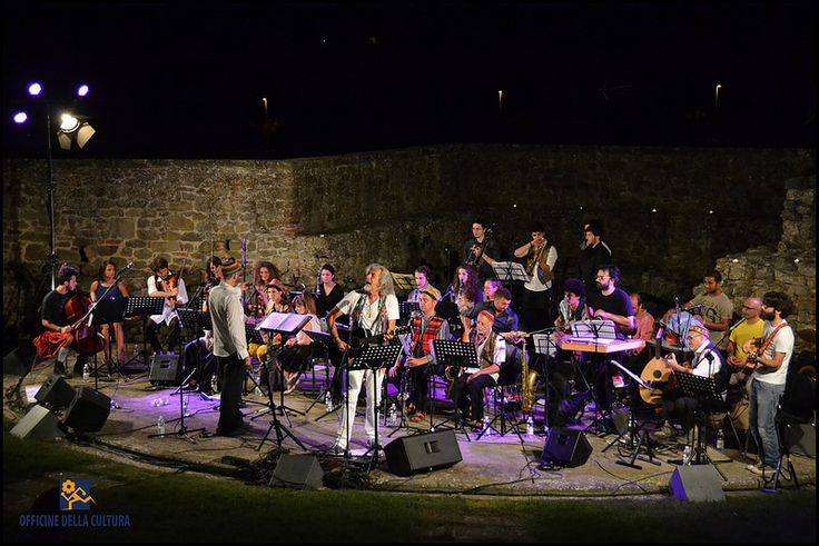 Orchestra Multietnica di Arezzo con Shel Shapiro - Festival delle Musiche 2014