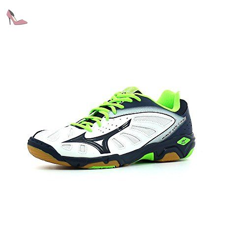 Mizuno Wave Tornado x Women's intérieur tribunal chaussures–SS17, Femme, multicolore, 41EU