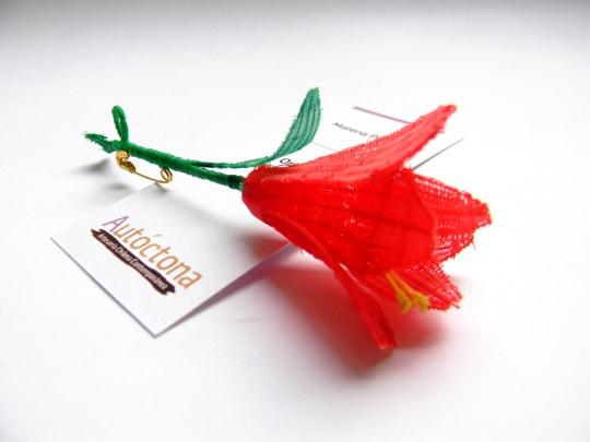 Copihue, chilean national flower