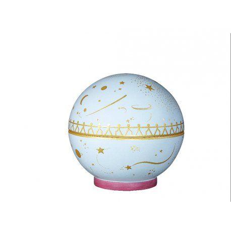 Good Galaxie Lampe Berger dition d art de Sylvie Langet porcelaine