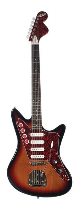 DiPinto Guitars Galaxie 4 Guitar