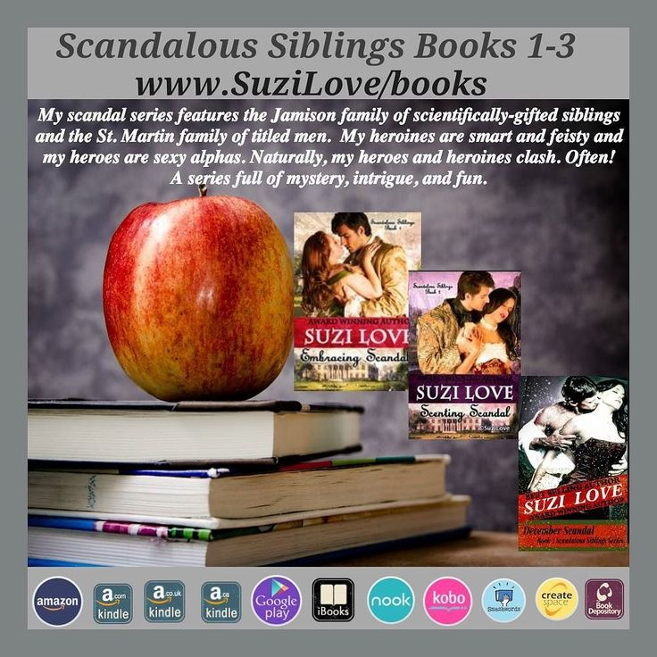 Scandalous Siblings Series Books 1-3 #regency #SuziLove #HistoricalRomance #romance #Victorian #19thcentury #unforgettable #mystery
