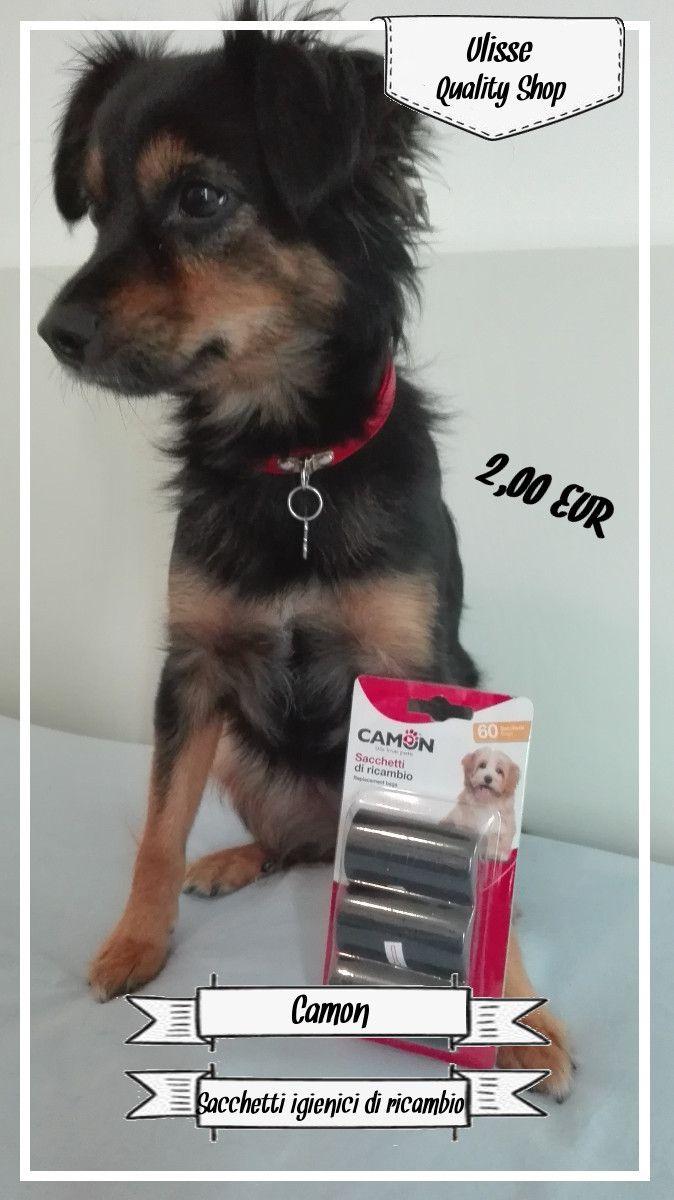 Sacchetti, ancora sacchetti, comodi da usare e indispensabili per il tuo cane