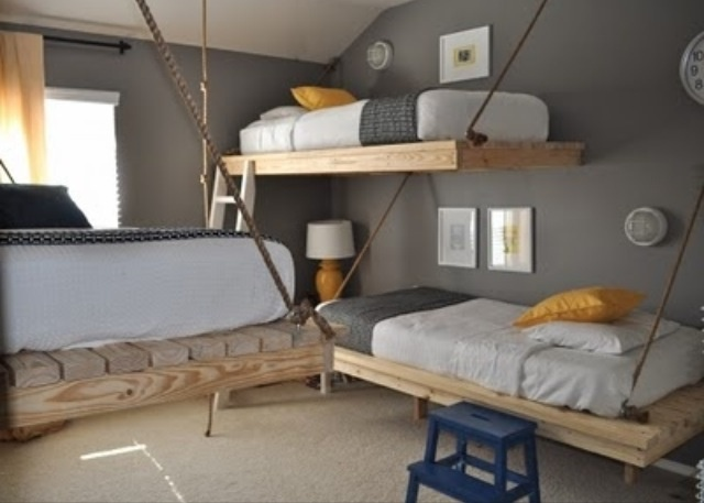 42 best loft beds images on Pinterest