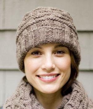 Lauren Hat - Free Knitting Pattern
