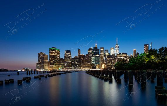 Fine Art Photo Print New York City Skyline Picture New Etsy Fine Art Photo Prints Skyline Picture Fine Art Photo