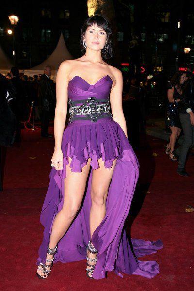 Gemma Arterton at event of Quantum of Solace (2008)