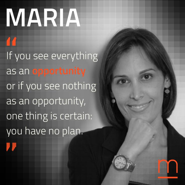 """Get a plan."" Welcome Science & Business Specialist Maria Kolitsida to our network of Experts for #TheAccelerator2016"