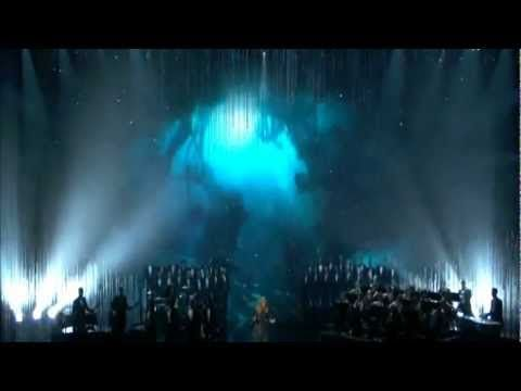 """Adele's magical performance of """"Skyfall"""" at the Oscars 2013."""