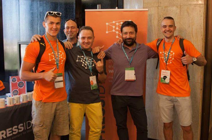 New Friends of Pressidium at Word Camp EU 2014