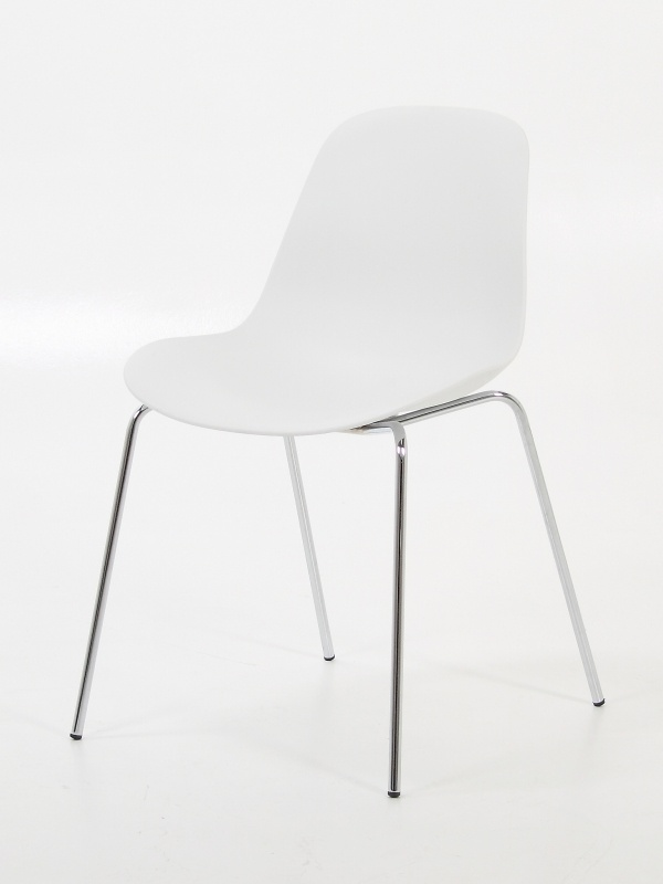 Jídelní židle Shale, materiál plast