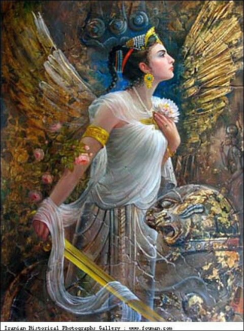 Artemisia I of the Satrap Caria : First Lady Admiral of Iran 480 BC.