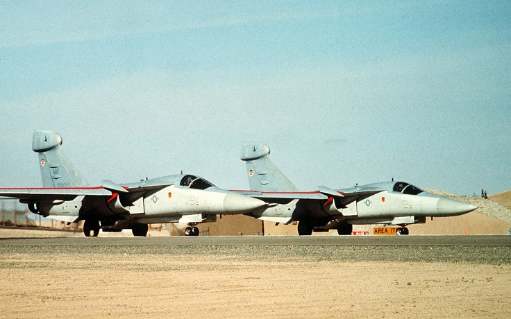 EF-111A Aardvark