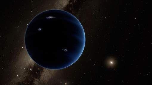 Une neuvième planète aurait été découverte dans le système solaire - 7SUR7.be