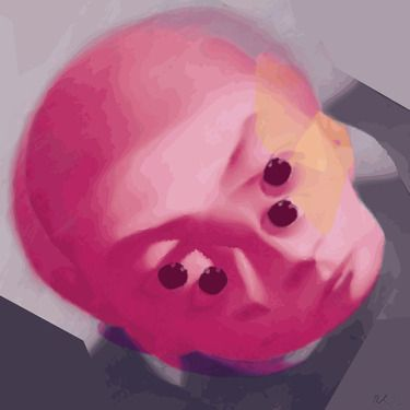 "Saatchi Online Artist Riccardo Schiavon; Digital, ""New frontiers 02"" #art"