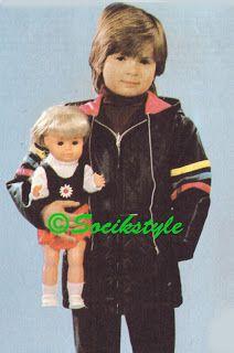 SOCÍK STYLE-Ostalgia: Československá detská móda 1981-85,bežne predávaná v čs. obchodoch