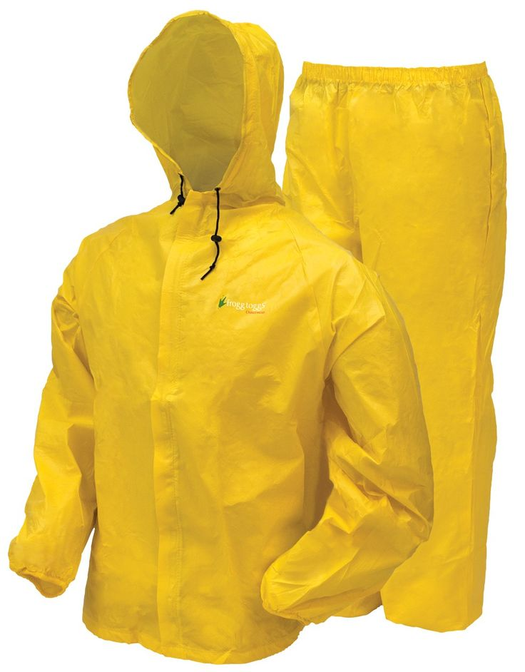 The Frogg Toggs® Ultra-Lite2™ Rain Suit