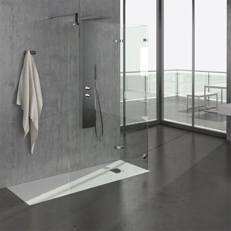 Oltre 1000 idee su bagno in ardesia su pinterest doccia for Piatto doccia 170x70 leroy merlin