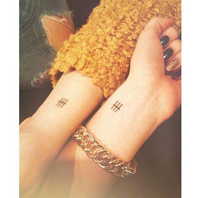 Tatuajes para hacerte con tu mejor amiga | Cultura Colectiva