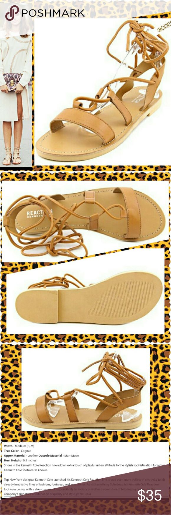 LEATHER GLADIATOR SOFT POWER SANDALS EXPOSE YOUR POWER WALK IN COMFORT CLASS FROM THE WEEKEND TO WEEKDAY YOU HAVE IT WITH THESE STATEMENT SANDALS AND YES COMFORT 1ST OR IS IT LOOKS NO MATTER IN THESE SANDALS YOU HAVE BOTH Kenneth Cole Reaction Shoes Sandals