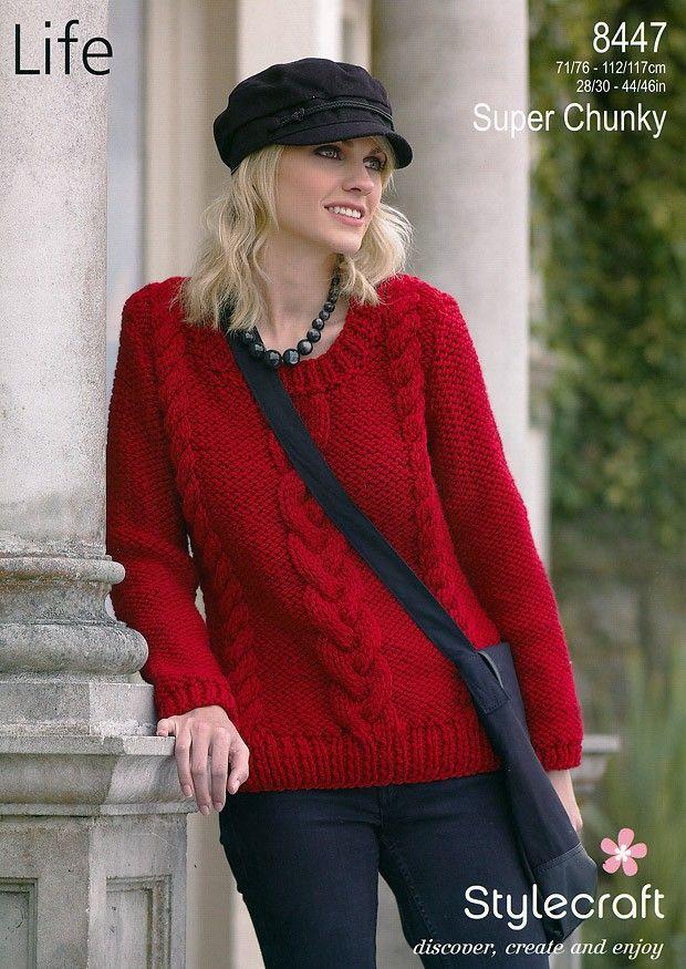 165 best Knitting images on Pinterest   Knit patterns, Knitting ...