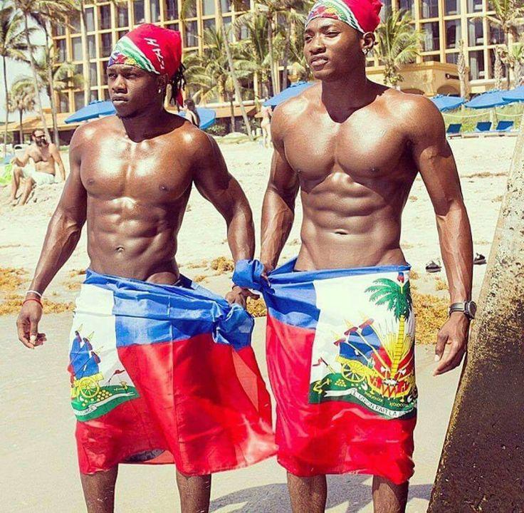 Haitian guys
