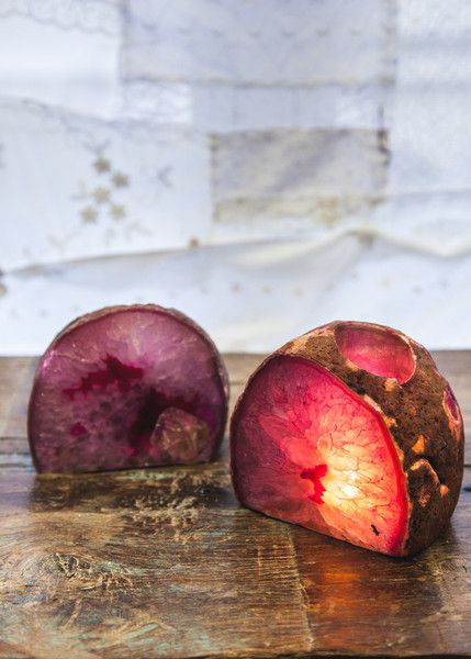 Geode candle holder, yes please