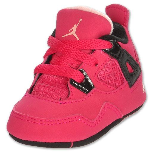Pink Jordan Shoes For Babies