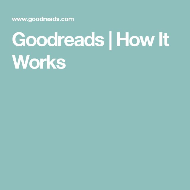 32 best books reading images on pinterest book shelves goodreads how it works fandeluxe Gallery