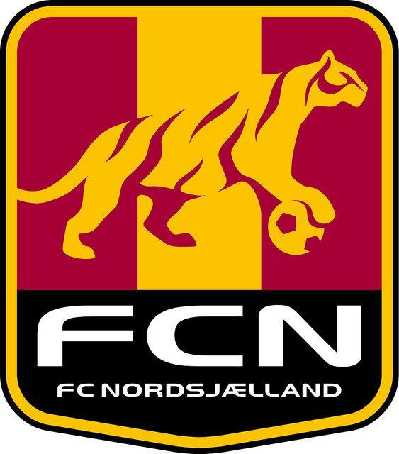 Football Club Nordsjælland (FCN) | Country: Danmark / Denmark. País: Dinamarca | Founded/Fundado: 1991/01/01 | Badge/Crest/Logo/Escudo.