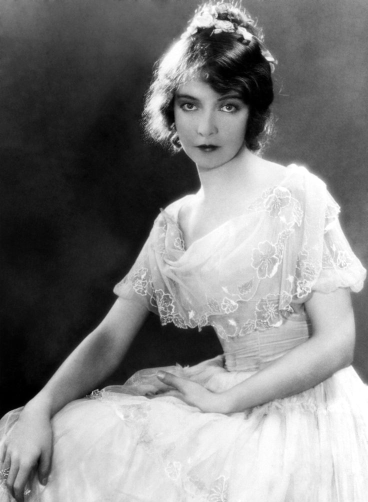 """She has been called """"the first lady of the silent screen,"""" and film director D.W. Griffith extolled her """"exquisite, ethereal beauty."""" She was Lillian Gish, the star of movies, television, radio, and the stage for nearly all of the 20th century."""