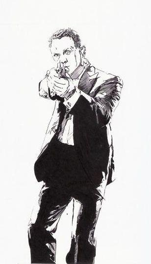 James Bond | by Lukasz Stopczynski | Pracownia Sztuki SZKIC