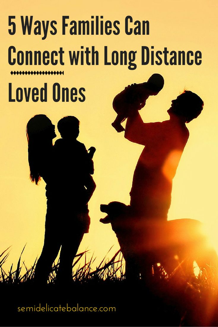 5 Ways Families Can Connect with Long Distance Loved Ones, military, deployment, relationships