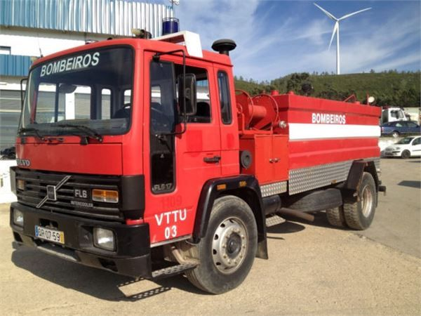 Volvo FL 617 TANK