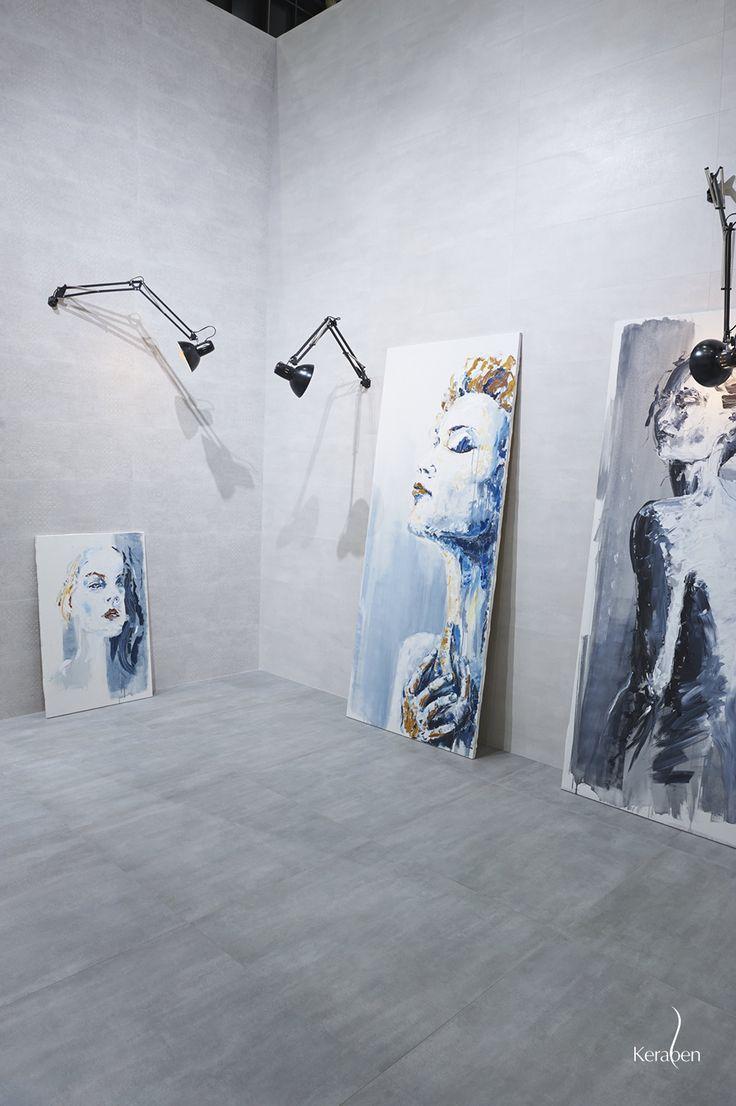 #Frame #Canvas #Artista #WelcomeToValencia #Cevisama17 #NovedadKeraben #Keraben #Interiorismo #Design #Reforma #Inspiration