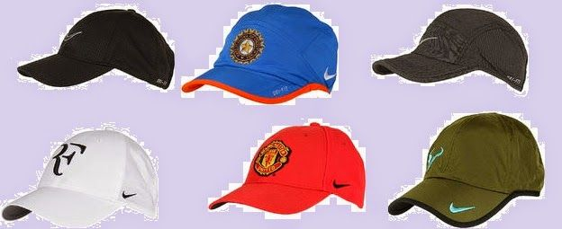The style essential in summers- Nike caps for men