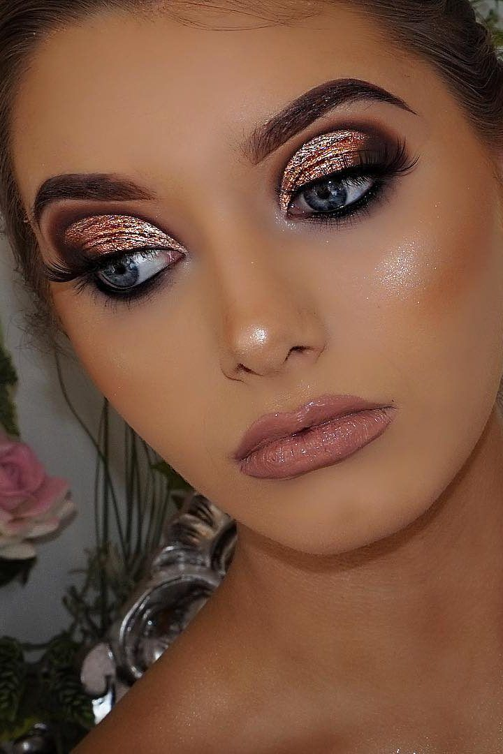 45 Best And Cool Summer Makeup Looks And Eyeshadow Tips Page 15 Of 45 Womensays Com Women Blog Summer Makeup Looks Summer Makeup Eyeshadow Tips